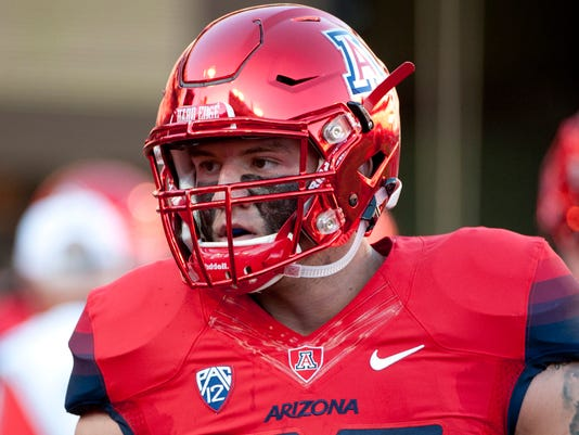 NCAA Football: UCLA at Arizona