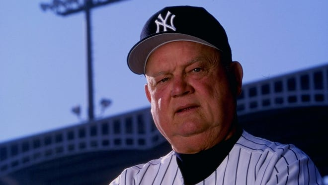 Don Zimmer - what a life.
