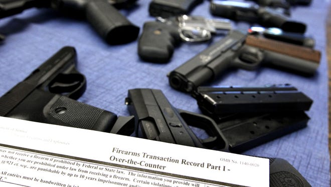 The House recently passed a bill that would remove from the National Instant Criminal Background Check System nearly 170,000 records of veterans with severe mental illness.