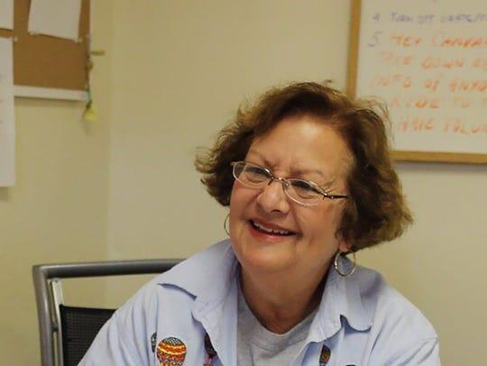 Frances Vasquez, Grant County Democratic chairwoman,