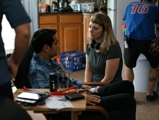 'The Big Sick' star/co-writer Kumail Nanjiani and his