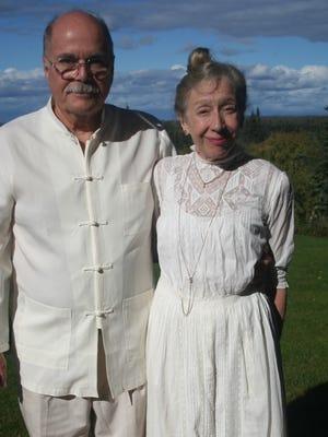 Dennis White and Elizabeth Bickel Clark