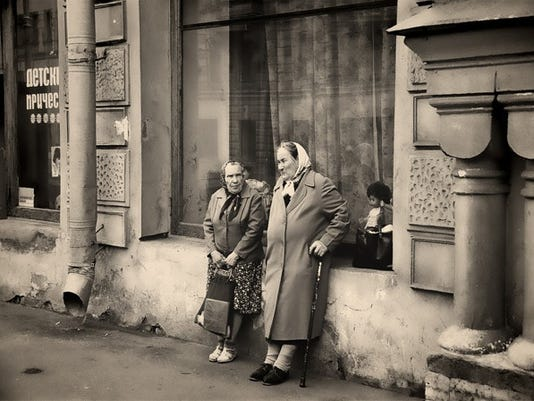 Two Women in Moscow, 1987.jpeg