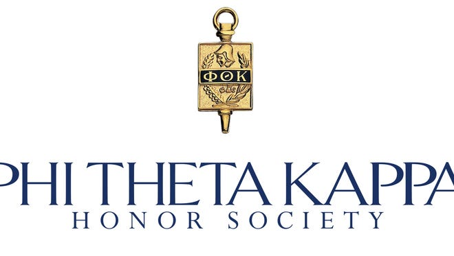 Cumberland County College recently held an induction ceremony for Phi Theta Kappa honor society.