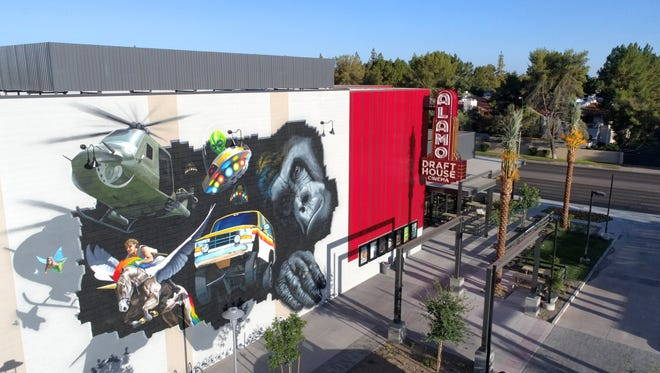 Alamo Drafthouse in Tempe opens officially on May 24.