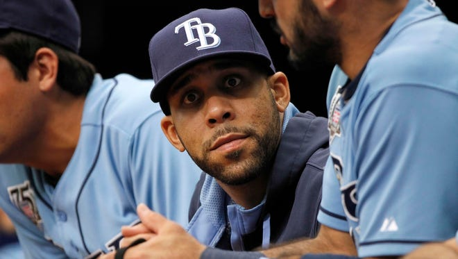 Pitcher David Price had some anxious hours leading up to this year's trade deadline.  When all the dust settled, the Tampa Bay Rays ended up trading him to the Detroit Tigers.