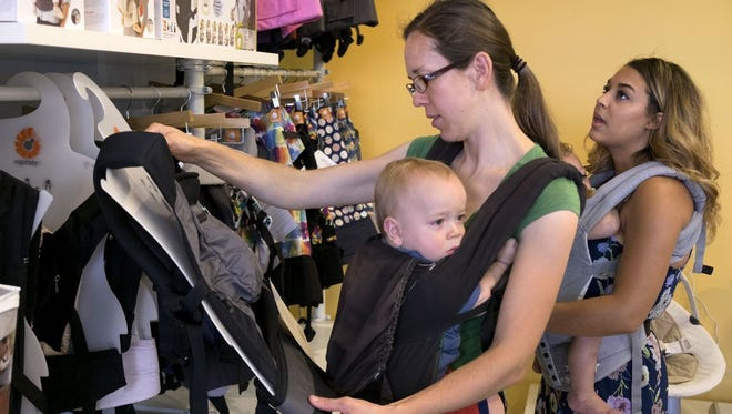 The annual Baby Affair on Saturday, April 8 from 9 a.m.-1 p.m. at Cox South will feature variety of vendor displays, demonstrations, door prizes and more.