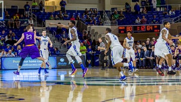 College basketball: FGCU's men to host surprising Lipscomb in battle for first in ASUN