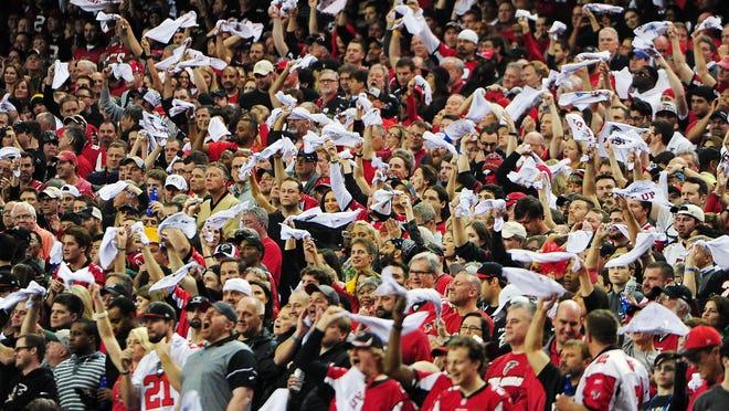 Atlanta Falcons fans may have some extra backing during Super Bowl LI.