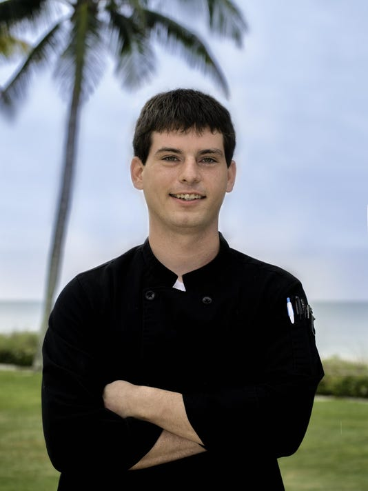 Chef Justin Hornyak -- Chef of HB's on the Gulf at The Naples Beach Hotel &