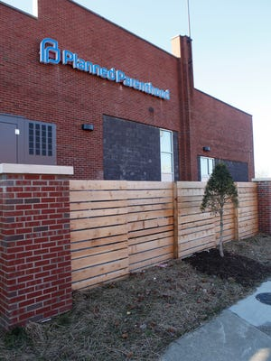 The Planned Parenthood location on Seventh Street in Louisville.