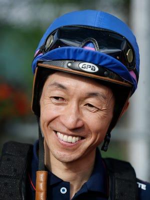 Jockey Yukaka Take will ride Lani in Kentucky Derby 142.