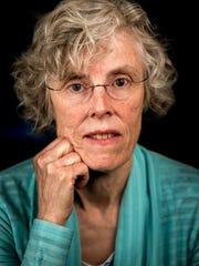 A portrait of Dr. Elizabeth McPherson, medical geneticist