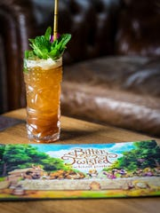 Bitter & Twisted Cocktail Parlour updates its Book