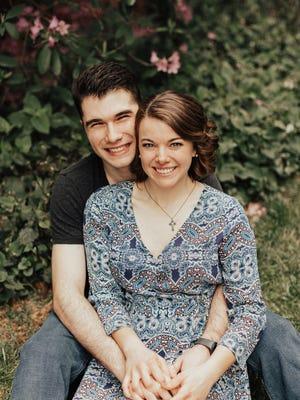 Jamison Hammack and Michala Villinger