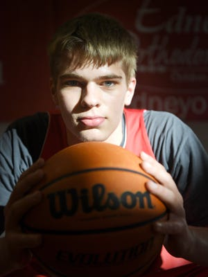 Hendersonville senior Ben Beeker has committed to play college basketball at Furman University.