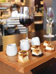 Vanillamore S'mores dessert tapas