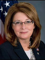 Pamela Helming, the Republican candidate in the 54th state Senate race.