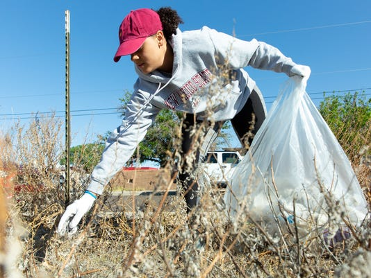 041418 -1- Great American Cleanup