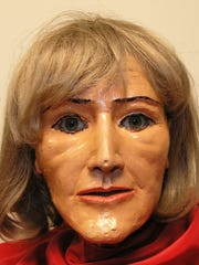 A 1998 reconstruction of the face that the state medical examiner's office believed belonged to the woman whose remains were found in a Townsend ditch in 1977.