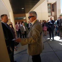 New Mexico legislators discuss school security at Aztec High School