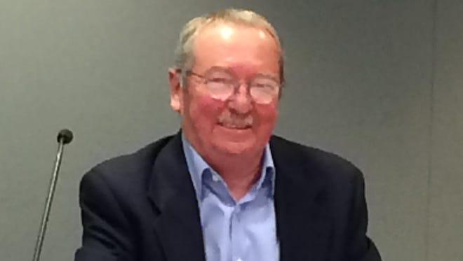 Hamburg Township Clerk Jim Neilson planned to retire, then rescinded his resignation.