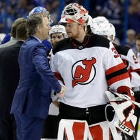 How Devils' Cory Schneider re-established himself in Stanley Cup Playoffs