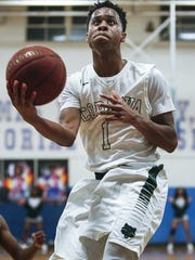 Tyler Harris averaged almost 24 points per game for Cordova last year and led the city in free-throw percentage.