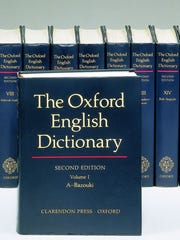 For its 90th anniversay, The Oxford English Dictionary