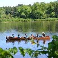 A 5-mile paddle down the Mississippi is planned for Take a Day OFF on the Mississippi River on July 30.