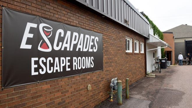 Escapades escape rooms is located on the corner of 41st Street and Western Avenue in Sioux Falls.