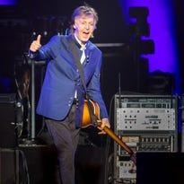 Photos: Sir Paul McCartney makes triumphant Iowa return