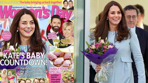 The latest victim of wrong-headed, heavy-handed image manipulation is the duchess herself, Kate Middleton.