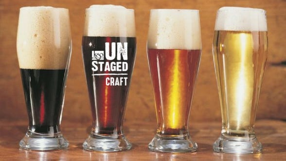 """The Knoxville Symphony Orchestra's UnStaged series opener, """"Craft,"""" will feature themed pairings of musical performances and locally brewed craft beer."""
