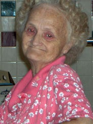 Thirza Sweeten, 79, was slain in her Paulsboro home