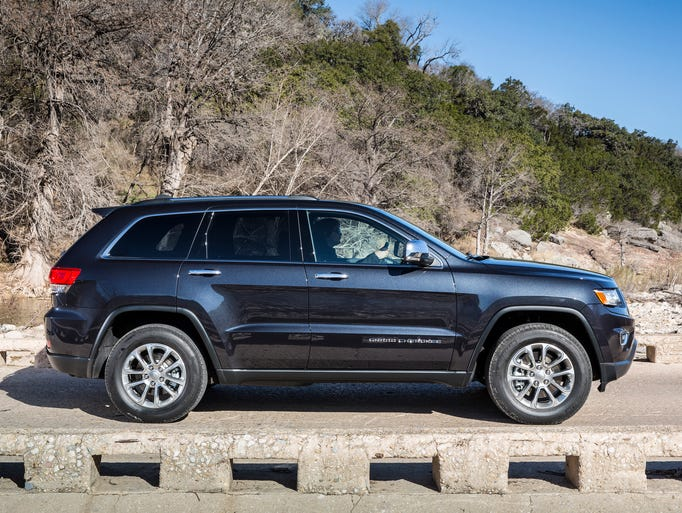 auto review 2015 jeep grand cherokee. Black Bedroom Furniture Sets. Home Design Ideas
