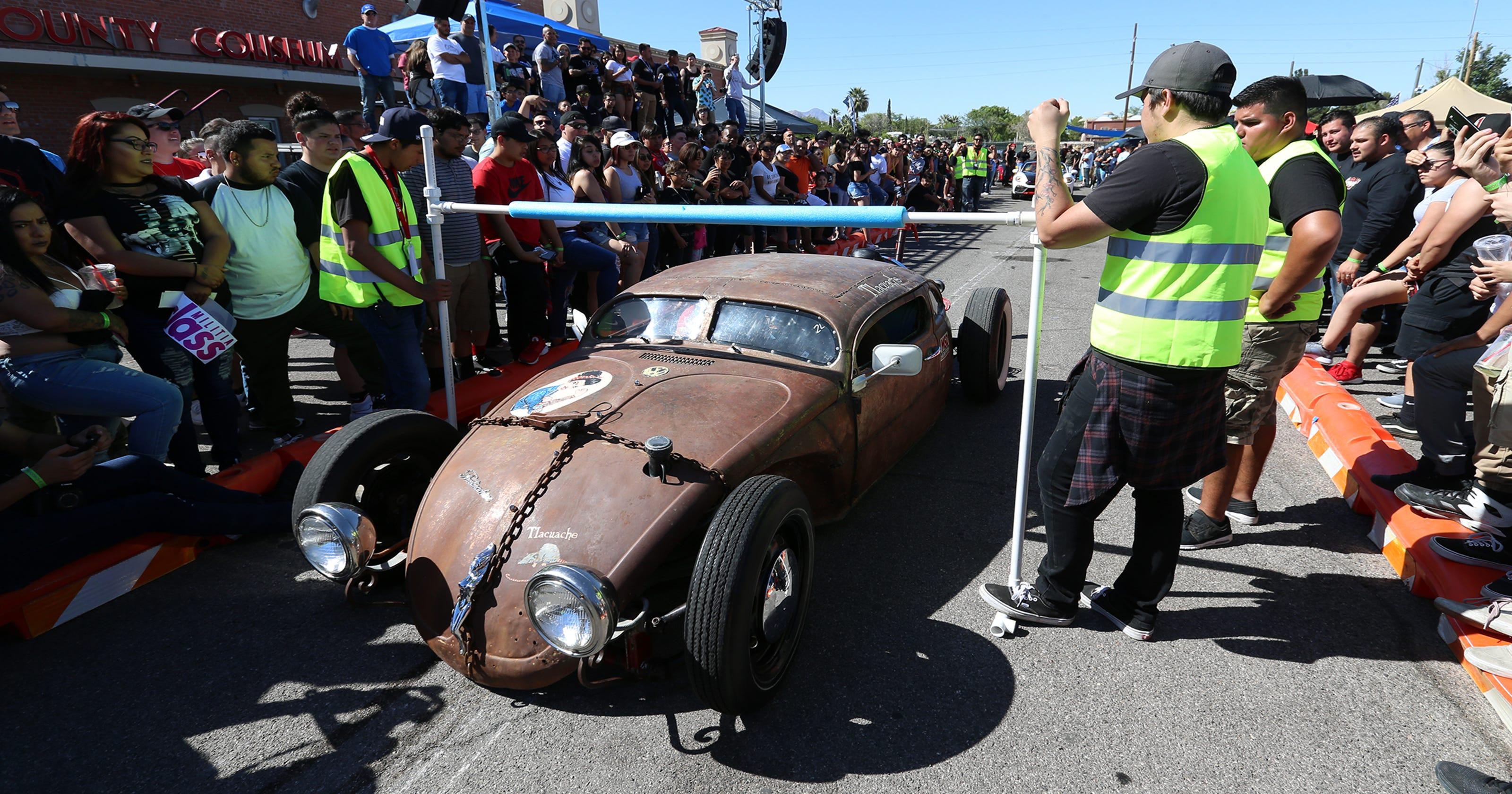 Fans Rev It Up At Low Class Militia Car Show At El Paso County Coliseum - Car show el paso
