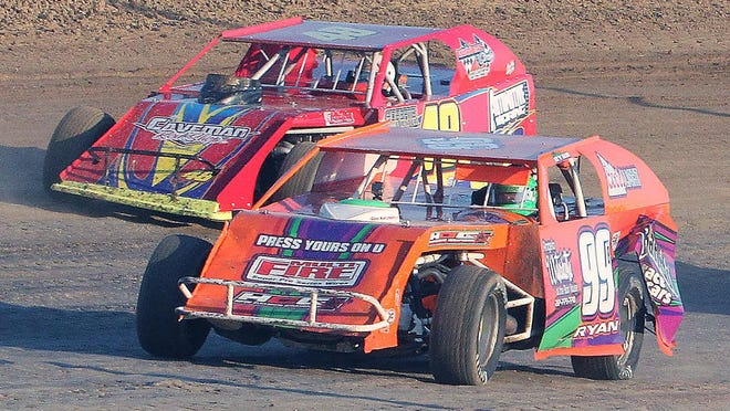 Weather permitting come Sunday, Aug. 30, all five regular feature classes offered at Moberly's Randolph County Raceway are scheduled to compete within their respective point standings starting at 6 p.m. RCR will also be offering special giveaway promotions involving children's school supplies and some bicycles during the night.