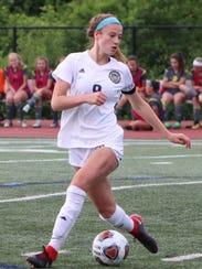 DCD's junior captain Kennedy Bearden, who scored the