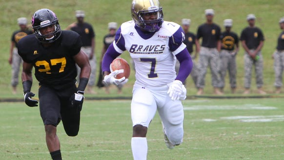 Grambling is losing two members from its secondary