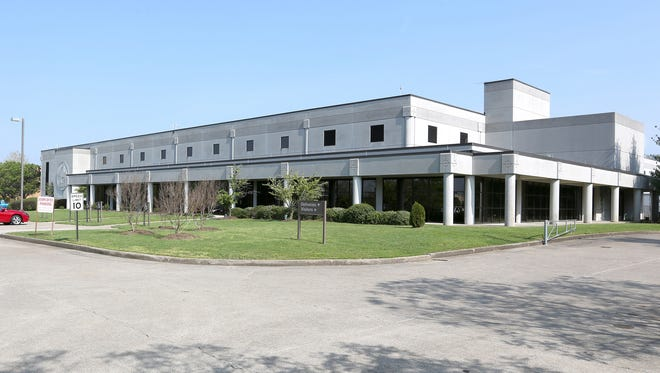 The operation at 341 Great Circle Road. is the United Methodist Publishing House's only distribution center.