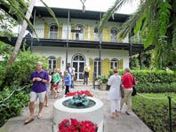 Literary History Comes Alive in Authors' Homes