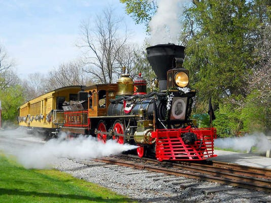 Susan Runkle of Seven Valleys submitted this photo. Runkle writes,  Lincoln Funeral Train.