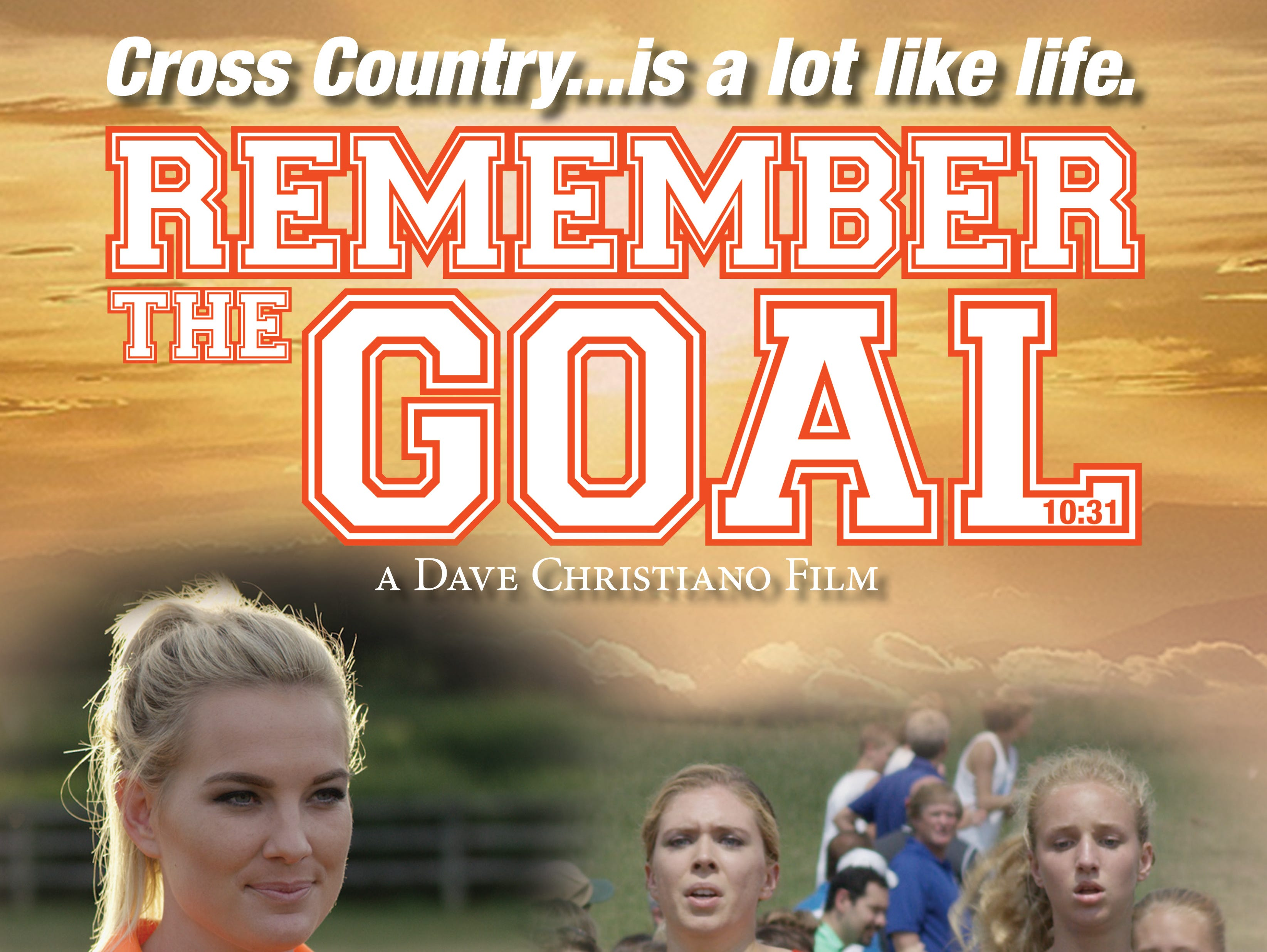 """""""Remember The Goal"""" which features a full cast from Nashville, opens in theaters Friday."""
