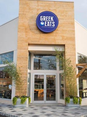 Greek Eats, a fast-casual Greek rotisserie, opened last week in Shrewsbury