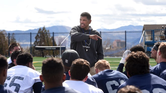 Nevada and first-year head coach Jay Norvell enters the season picked to finish fourth in the Mountain West's West Division.