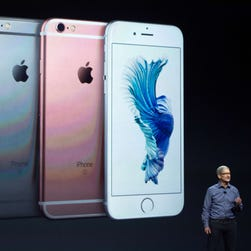 Apple stock surges on better than expected quarterly results