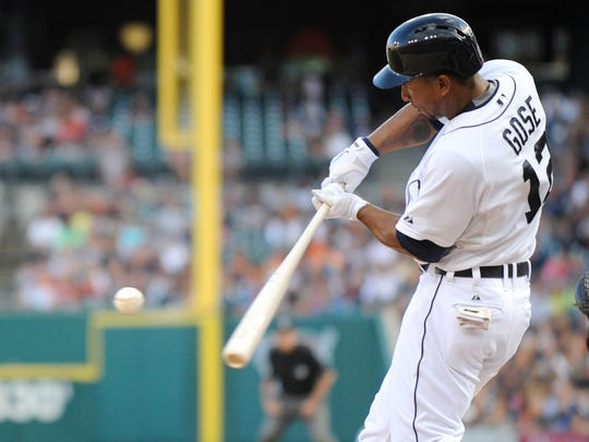 One of the more intriguing position battles will be Anthony Gose fighting Cameron Maybin for the starting center field spot during spring training.