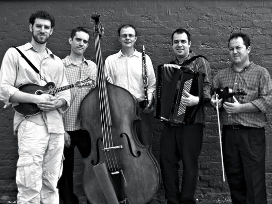 Beyond the Pale finds parallels between klezmer music