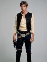 "Han Solo in ""Star Wars™: Return of the Jedi."""